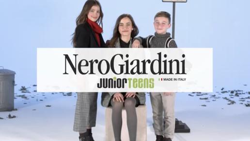 nero giardini junior a/i 2018 bus stop valerio ferrario dop direttore della fotografia cinematographer